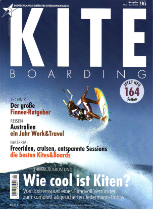 Kiteboarding.eu May/June 2013